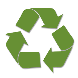 Recycle Logo for Industrial Supplier St. Marys PA 15857